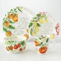 222 Fifth Heirloom Tomatoes Dinnerware