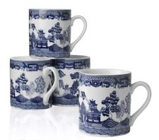 Blue Willow Mug