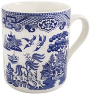 Blue Willow Mug - Blue Willow China