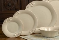 Embossed Dinnerware Pattern
