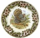 Churchill China Thanksgiving Turkey Dinnerware