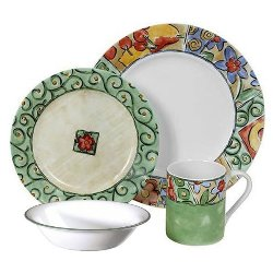 Kitchen Dinnerware - Corelle Dinnerware