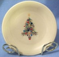 Fiesta Christmas Tree - Holiday Dinnerware