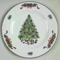 Johnson Brothers Victorian Christmas - Holiday Dinnerware Sets