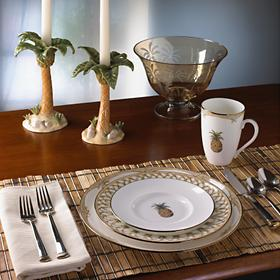 Lenox British Colonial Bamboo - Tropical Dinnerware