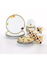 Orange Dinnerware - Rachael Ray Little Hoot