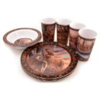 Melamine Dinnerware by Motorhead Products