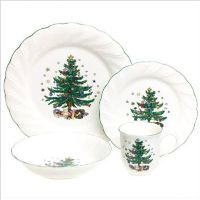 Nikko Dinnerware - Happy Holidays
