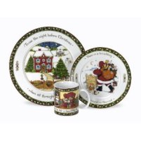 Portmeirion Dinnerware - Christmas Story - Holiday Dinnerware