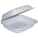 Molded Paper Pulp - Restaurant Dinnerware - Disposable Dinnerware