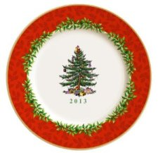 Spode Christmas Tree Dinnerware - Annual Dishes