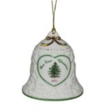 Spode Christmas Tree Ornaments and Home Decor