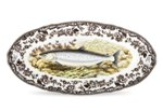 Fish Dinnerware - Spode Woodland Fish Collection