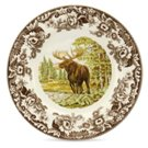 Spode Woodland Moose Dinnerware