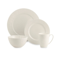 Tabletop Unlimited Dinnerware - Emelia -  Bone China Dinnerware
