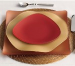 Viva Terra Celebration Seaglass Dinnerware