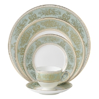 Wedgwood Dinnerware - Columbia Sage Green
