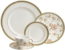 Fine China Dinnerware Sets - Wedgwood Oberon