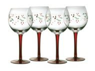 Winterberry Dinnerware Glassware