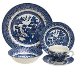 Blue Willow China