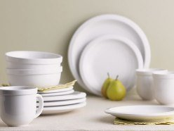 White Dishes - Culinary Arts Dinnerware