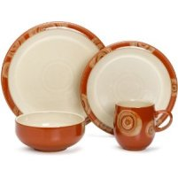 Denby Dinnerware - Fire Chilli