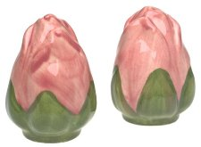 Franciscan Desert Rose - Salt and Pepper Shakers