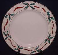 Holiday Dinnerware - Holly Berry by Farberware
