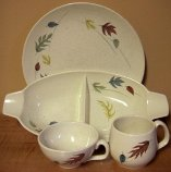 Franciscan Autumn Dinnerware Pattern