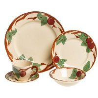 Franciscan Apple Dinnerware