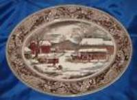 Johnson Brothers Dinnerware - Historic America