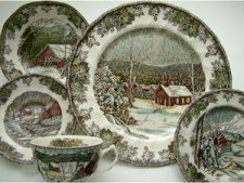 Johnson Brothers Friendly Village Dinnerware