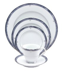 Fine China Dinnerware Sets - Nikko Moonstone