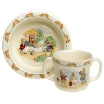 Bunnykins - Baby Dinnerware set by Royal Doulton