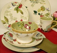 Tracy Porter Dinnerware - Sweet Cecily