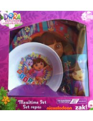 Zak Designs - Dora Dinnerware