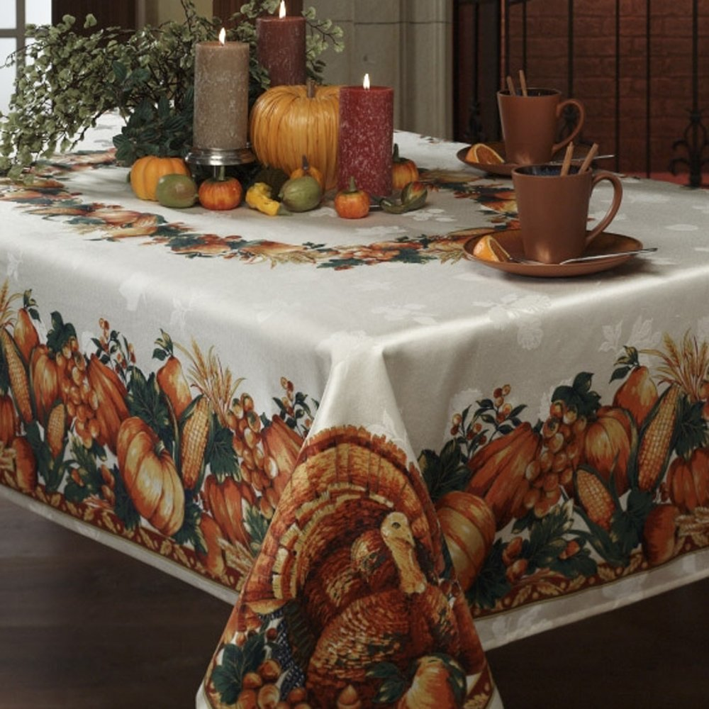 Thanksgiving Dinnerware Choices & Thanksgiving Dinnerware: Awesome Patterns for Holiday Dinners