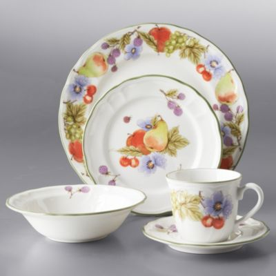 Epoch dinnerware features decorative patterns that are so fitting into various décor themes from vintage to contemporary. Currently Noritake offers a ... & Epoch Dinnerware: Vintage to Modern Patterns