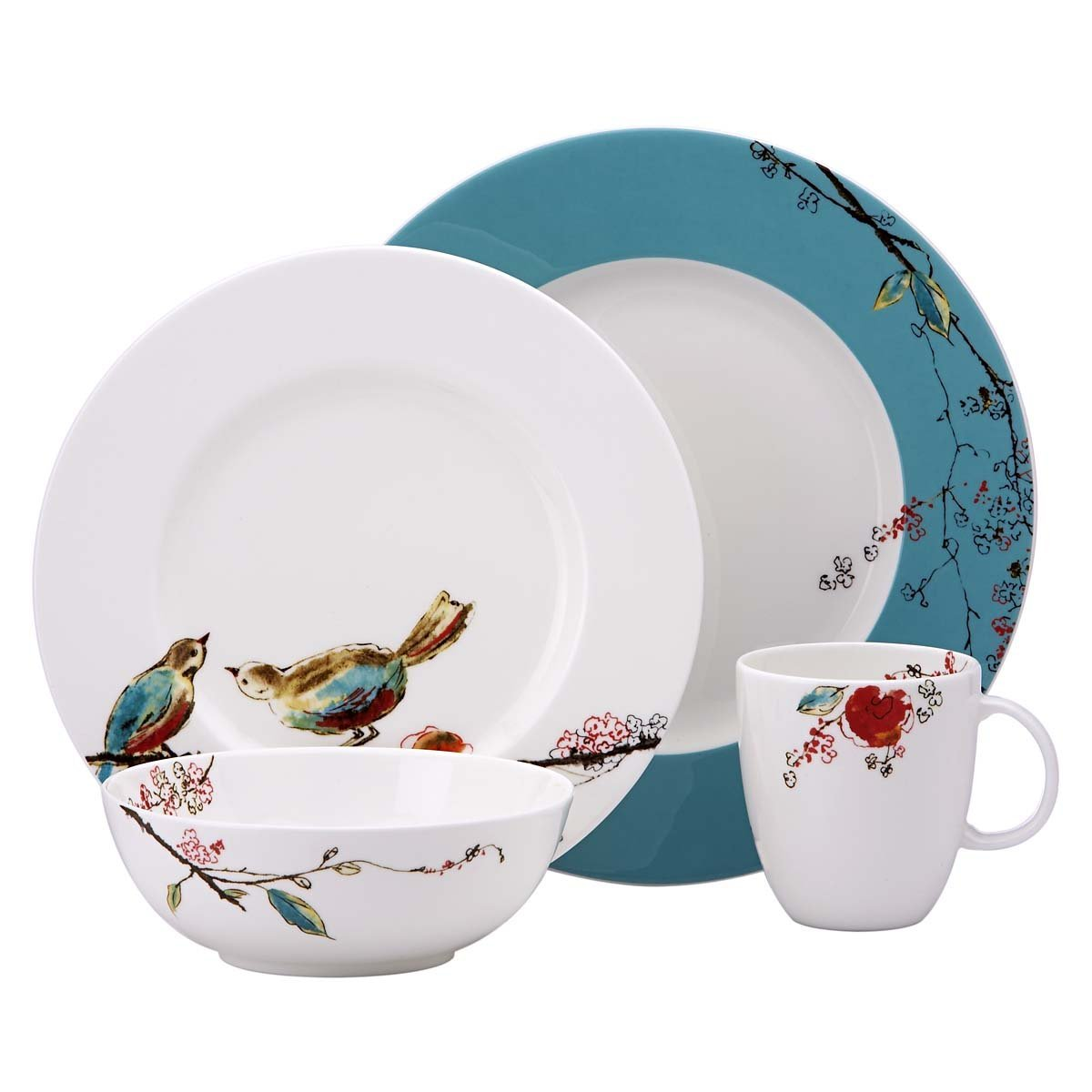 Bird Dinnerware  sc 1 st  Dinnerware Shopping Guide & Bird Dinnerware: Wide Variety of Choices