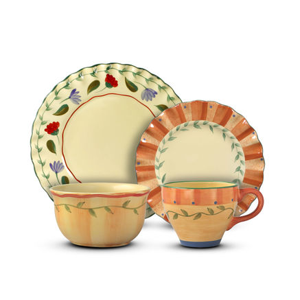 Napoli Dinnerware: Various Patterns to Choose From