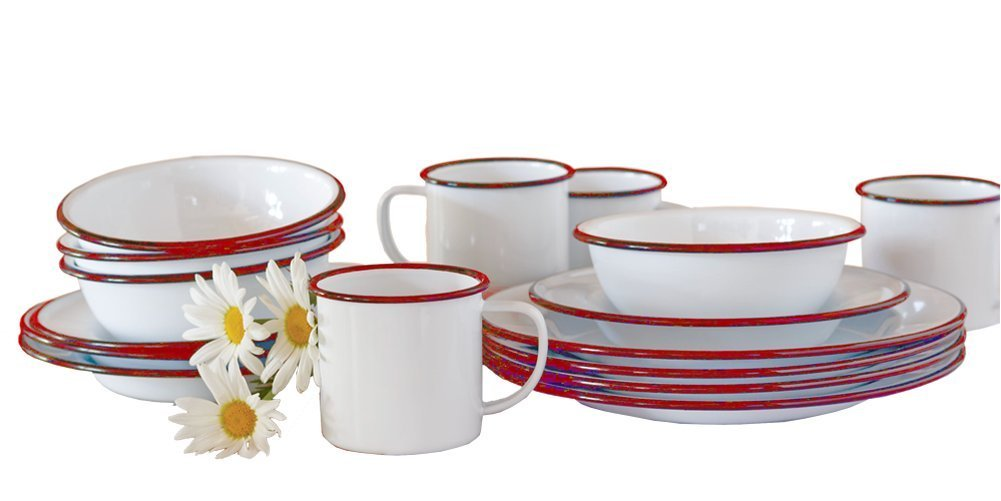Enamel Dinnerware Discover The Possibilities