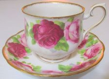 Old English Rose by Royal Albert